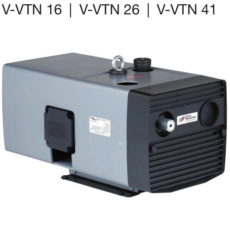 里其乐无油旋片泵VTN16/26/41